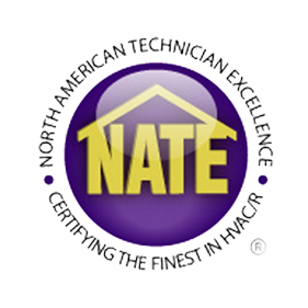 B & B Appliance and Refrigeration Service, LLC employs NATE certified technicians for your AC repair in Littleton CO.